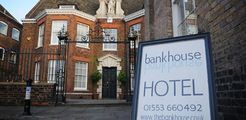 Bank House Hotel, Bar & Brasserie, Kings Lynn, Norfolk