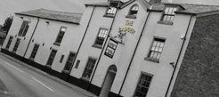 Badger Inn, Church Minshull, Nantwich, Cheshire, UK