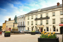 The Wellington Hotel, Brecon, Powys, Wales