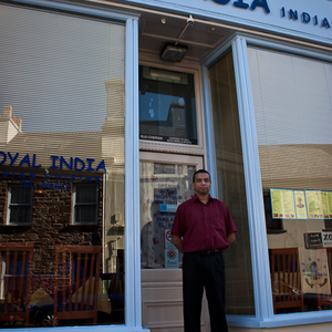 Royal India Restaurant, Peel, Isle of Man