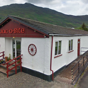Jac-O-Bite Restaurant, Kyle of Lochalsh, Scotland