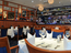 Blue Check Restaurant, Bushey, Hertfordshire, UK