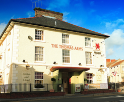 The Thomas Arms, Llanelli, Carmarthenshire, North Wales