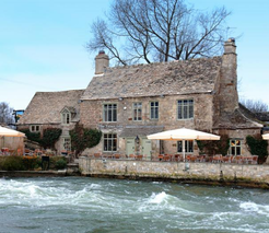 The Trout, Wolvercote, Oxford, UK
